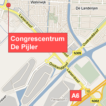 Route_Congrescentrum_de_Pijler