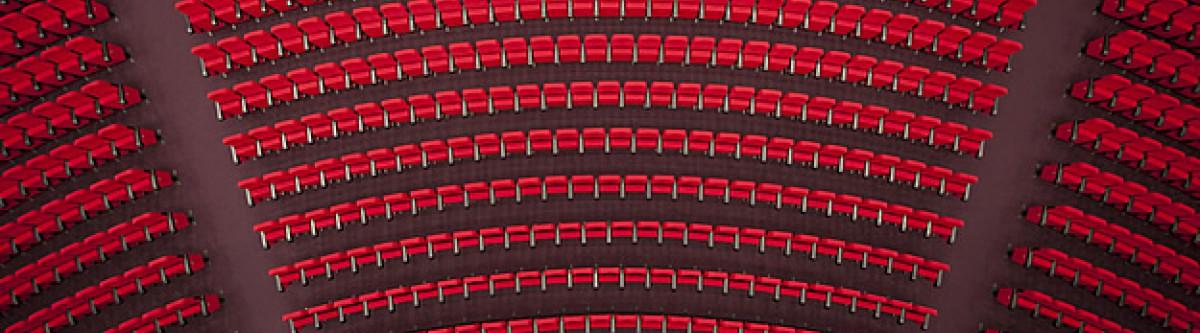 Congreszaal - het auditorium
