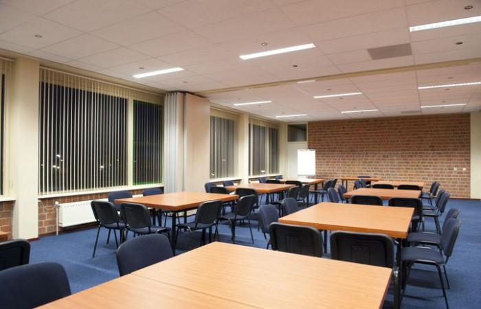 Multifunctionele vergaderzalen